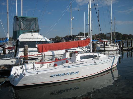 Mount gay 30 r/c yacht